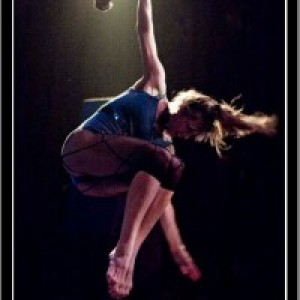 Sarah the Bobcat - Aerialist in New Orleans, Louisiana