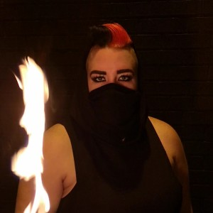Sarah Tonin - Fire Performer in Toronto, Ontario