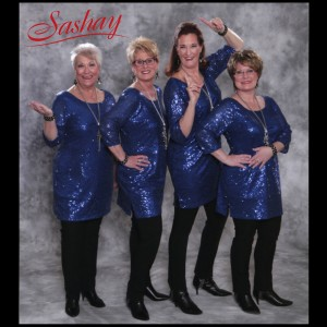 Sashay Quartet - Barbershop Quartet in Traverse City, Michigan