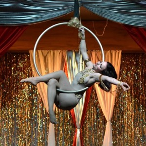 Sass A Frass - Burlesque Entertainment / Aerialist in Pagosa Springs, Colorado