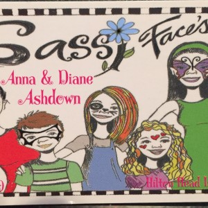 Sassi Face's - Face Painter / Halloween Party Entertainment in Hilton Head Island, South Carolina