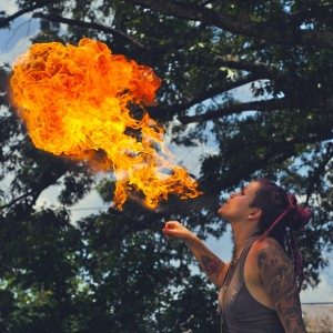 SaturnSuns - Fire Performer in Atlanta, Georgia