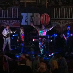 Saved By Zero: The 80's Tribute Band - Tribute Band / 1980s Era Entertainment in Memphis, Tennessee