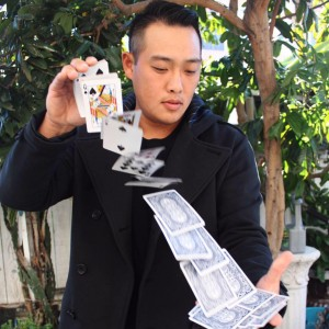 Saving Magic - Strolling/Close-up Magician / Halloween Party Entertainment in Arcadia, California