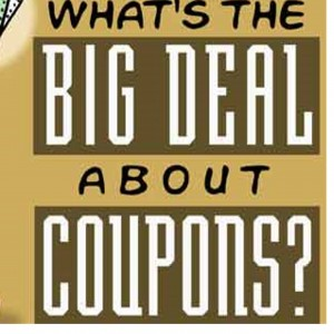 Saving Money Using Coupons - Industry Expert / Business Motivational Speaker in Petersburg, Virginia