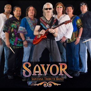 Savor: A Tribute to Santana - Santana Tribute Band / Classic Rock Band in San Diego, California