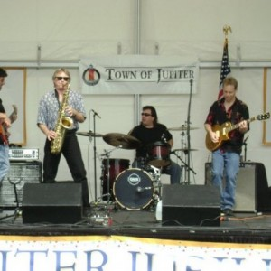 Sax Attack - Classic Rock Band in West Palm Beach, Florida