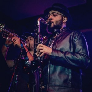 SaxManDre - Professional Saxophonist - Saxophone Player / Techno Artist in Los Angeles, California