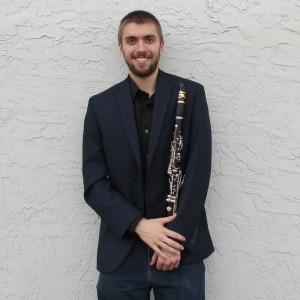 Thomas Rowat - Clarinetist in Orlando, Florida