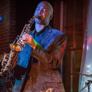 Saxophonist Cameron Ross - Saxophone Player / One Man Band in Memphis, Tennessee