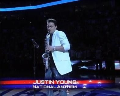 Hire Saxophonist Justin Young - Saxophone Player in ...
