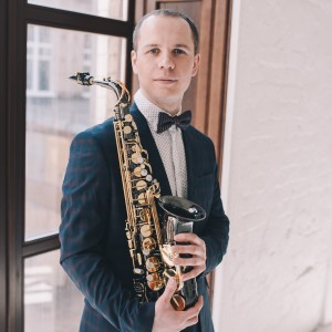 Saxophonist Nick York - Saxophone Player in New York City, New York