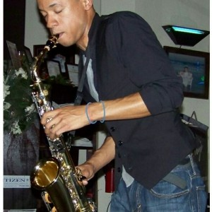 Saxophonist Paul Elrick Petty III - Saxophone Player / Top 40 Band in Atlanta, Georgia