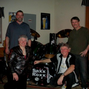 SaxxRoxx - Classic Rock Band in Concord, New Hampshire