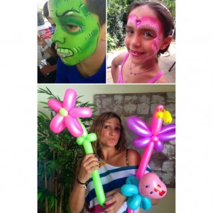 Say It With Fun Entertainment - Balloon Twister / Henna Tattoo Artist in Boca Raton, Florida