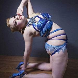 Scarlet Starlet - Burlesque Entertainment in Richmond, Virginia