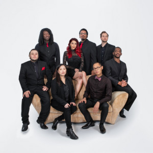 Scarlett and The Fever - R&B Group in Whittier, California