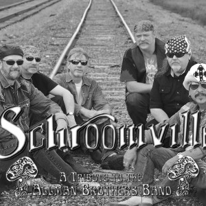 Schroomville - Allman Brothers Tribute Band in Arlington, Texas