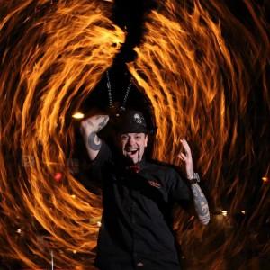 Schuyler White - Fire Performer in Cleveland, Ohio