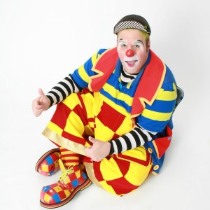 Scooter the Circus Clown - Clown in Teays Valley, West Virginia