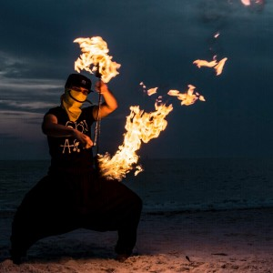 Scorched Syndicate - Fire Performer in Fort Lauderdale, Florida
