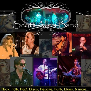 Scott Allen Band - Wedding Band / Wedding Entertainment in Downers Grove, Illinois