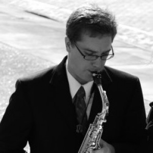 Scott Campbell Saxophone - Saxophone Player in Denton, Texas