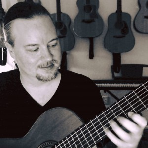 Scott J Simon - Jazz Guitarist in Austin, Texas