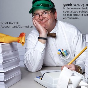 Scott Kadrlik, CPA - Comedian / College Entertainment in St Paul, Minnesota