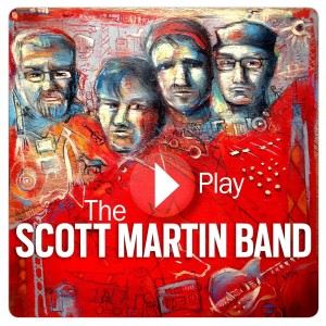 Scott Martin Band - Rock Band in Ann Arbor, Michigan