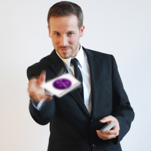 Scott Pepper - Magician / Comedy Magician in San Antonio, Texas