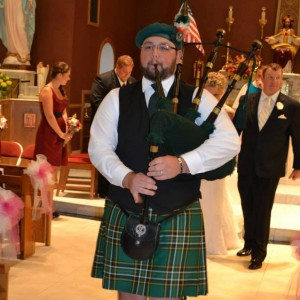 Scott R.L. Benson - Celtic Music in Hurley, New York