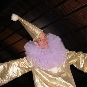Scotty Heron - Stilt Walker / Outdoor Party Entertainment in New Orleans, Louisiana