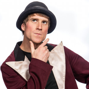 Scramble James - Juggler / Comedy Magician in Portland, Oregon