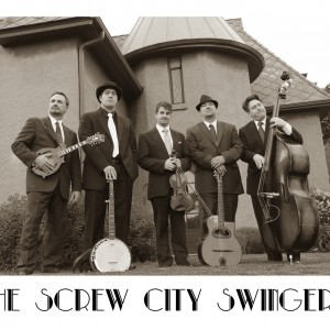 Screw City Swingers - Swing Band / Bluegrass Band in Rockford, Illinois