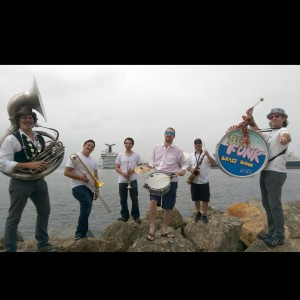 Sea Funk Brass Band - Brass Band / Brass Musician in Long Beach, California