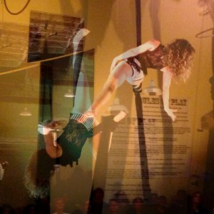 Seachel - Aerialist in San Francisco, California