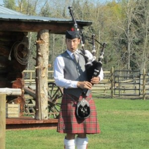 Sean G. Rathwell - Bagpiper / Celtic Music in Edmonton, Alberta