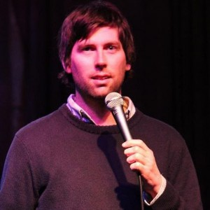 Sean Jordan - Comedian in Portland, Oregon