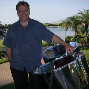 The Volcano Island Band featuring Sean Mireau - Steel Drum Band / Steel Drum Player in Phoenix, Arizona
