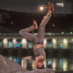 Sean Two - Fire Performer in San Francisco, California