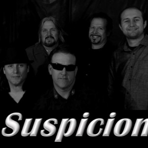Suspicion - Classic Rock Band in Salt Lake City, Utah