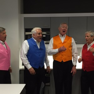 Seasoned Sound - Barbershop Quartet in Wheaton, Illinois