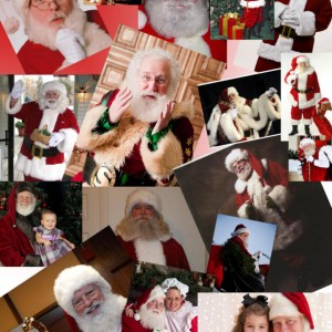 Jolly Claus Real Beard Santa - Santa Claus / Magician in Seattle, Washington