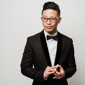 Seattle magician - Nash Fung - Corporate Magician in Seattle, Washington