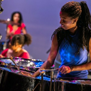 Seattle Women's Steel Pan Project