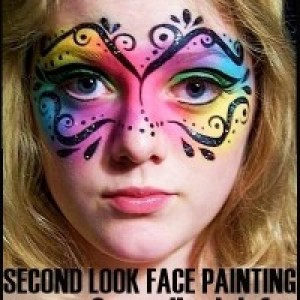 Second Look Face Painting - Face Painter / Makeup Artist in Princeton, New Jersey