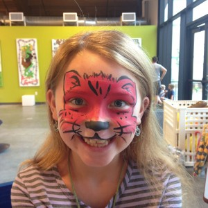 Second Skin Facepaints - Face Painter in Manhattan, Kansas