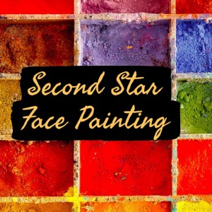 Second Star Face Painting - Face Painter in Eugene, Oregon