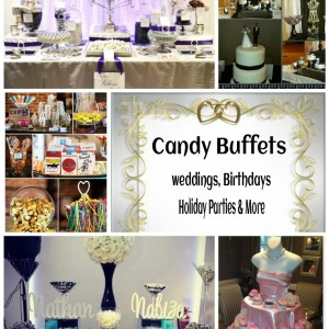 Seek ye Designs Candy Buffets - Candy & Dessert Buffet / Wedding Favors Company in Concord, North Carolina